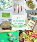 Great Ideas — 15 St. Patrick's Day Ideas Part Three!
