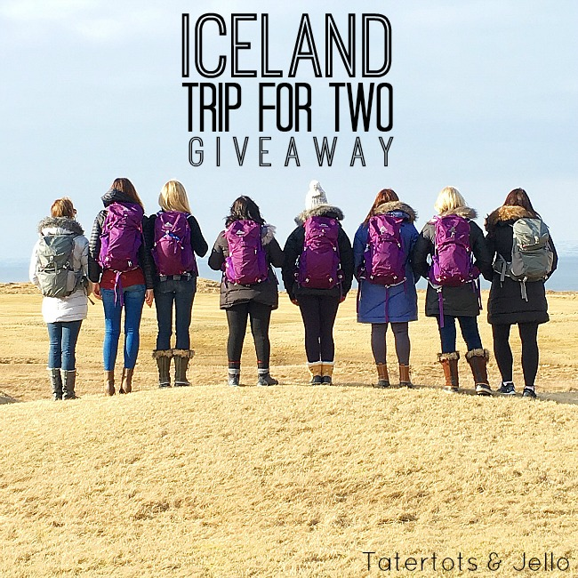 iceland giveaway