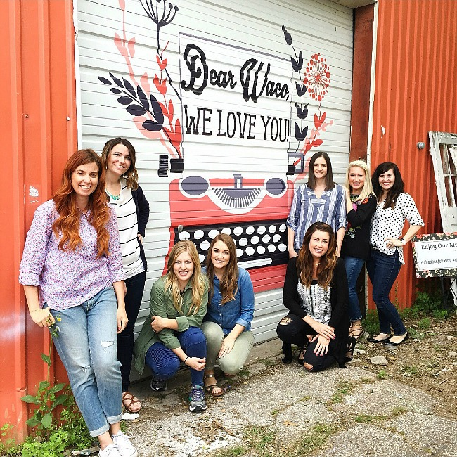 waco girls trip fixer upper