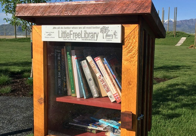 How to Build a Little Free Library – Information and Ideas