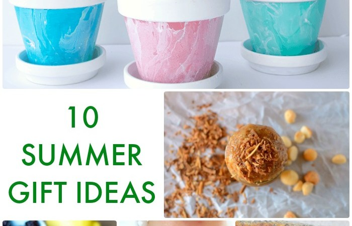 Great Ideas — 10 Summer Gift Ideas!