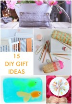 Great Ideas — 15 DIY Gift Ideas!