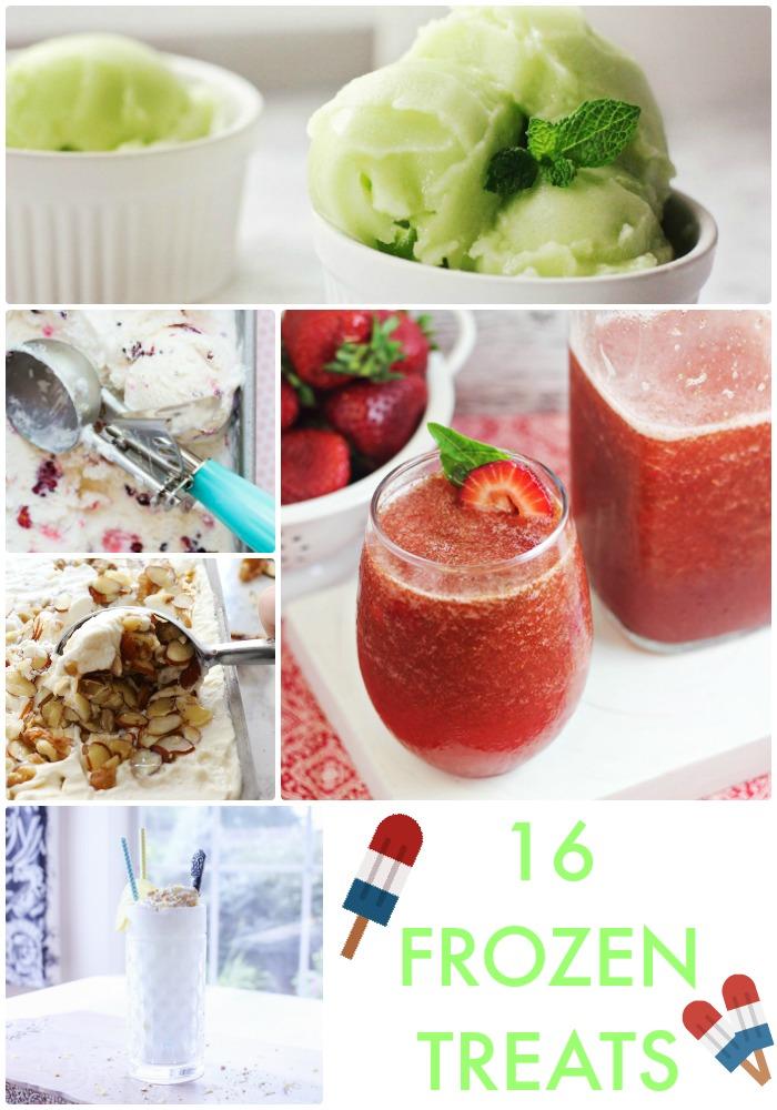 16 Frozen Treats