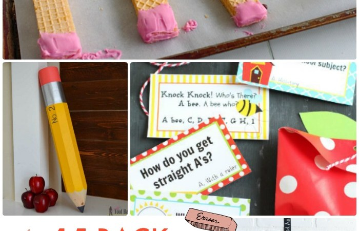 Great Ideas — 15 Back to School Projects Part Three!