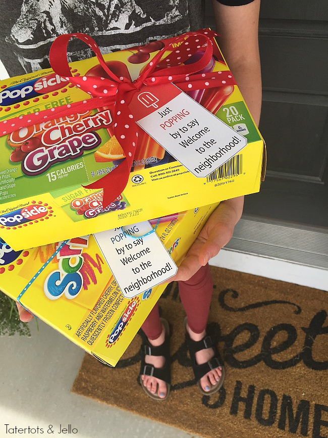 popsicle neighbor free gift tags