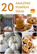 Great Ideas — 20 More Pumpkin Ideas!