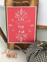 Free Autumn Great Gatsby Fall Free Printable
