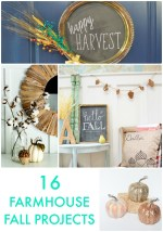 Great Ideas — 16 More Farmhouse Fall Projects!