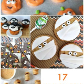Great Ideas — 17 Halloween Party Recipes!