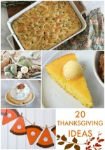 Great Ideas — 20 Thanksgiving Ideas!