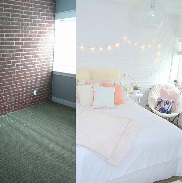 photo display ideas for teen rooms