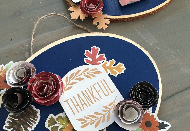 Thanksgiving Warm & Cozy Door Hanging Ideas