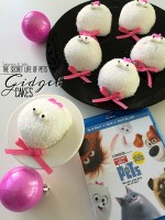 The Secret Life of Pets Viewing Party and 5-Minute Gidget Cakes!