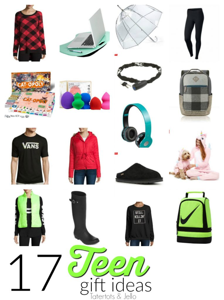 17 teen gift ideas. 17 awesome ideas that teens will love this holiday season!