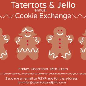 Link Party Palooza and Cookie Exchange Announcement + Giveaway!