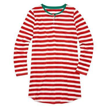 kids-striped-nightgown
