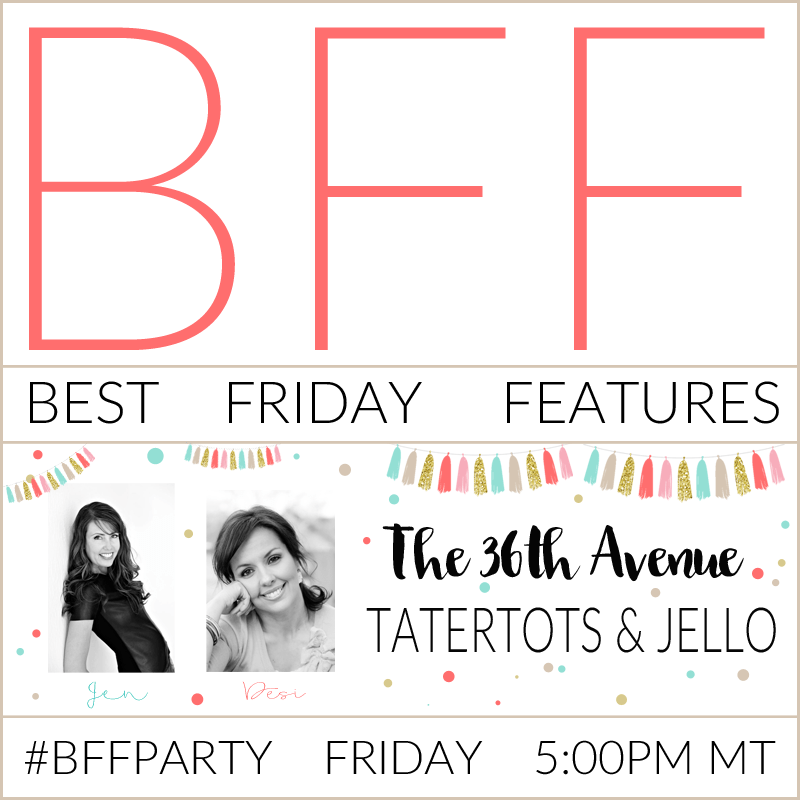 Best Friday Features -- Time to Share Your Projects!