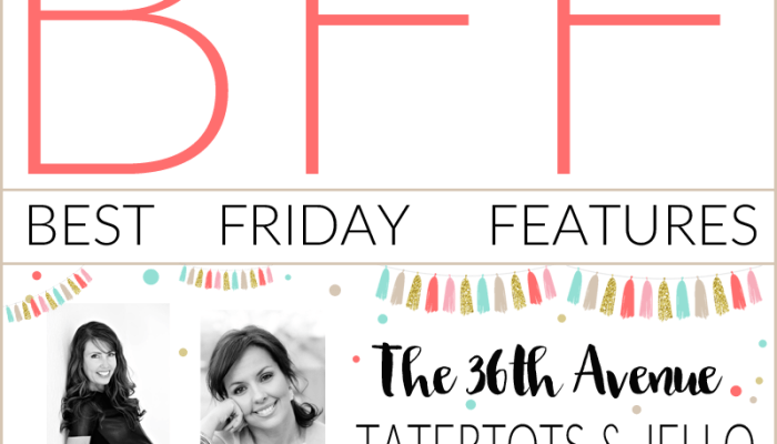 BFF Link Party — and Instant Pot Cookbook Giveaway!