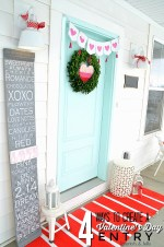 Four Ways to Decorate YOUR Door for Valentine's Day