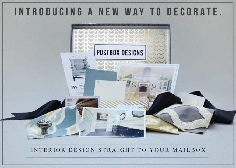 interior design to your inbox
