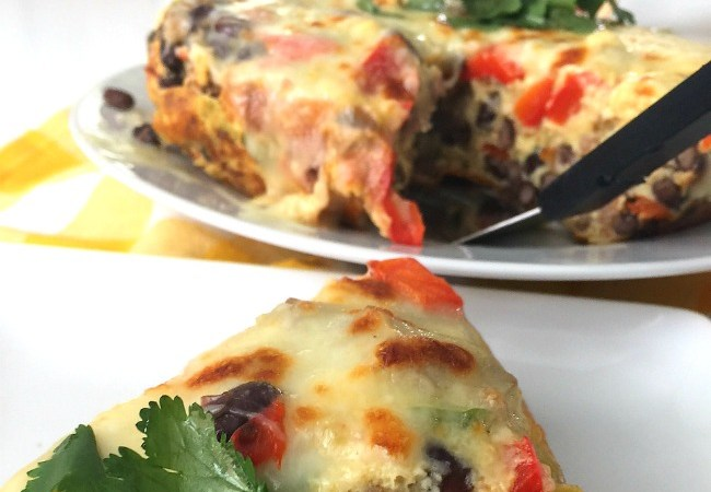 Instant Pot Mexican Egg Casserole