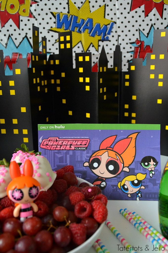Powerpuff Girls Party Ideas-6091