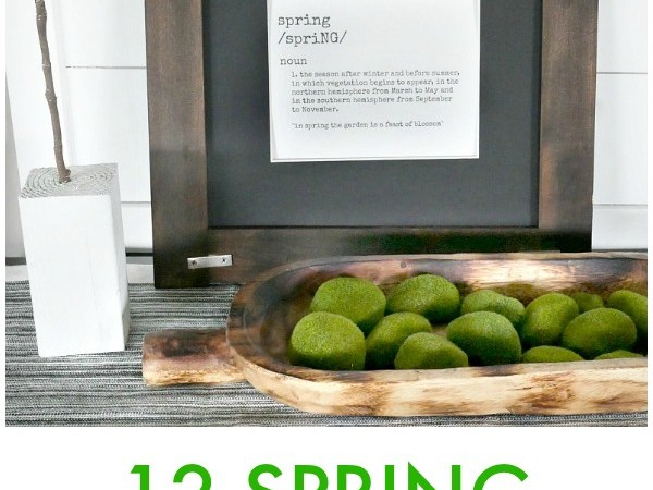 Great Ideas — 12 Spring Printables!