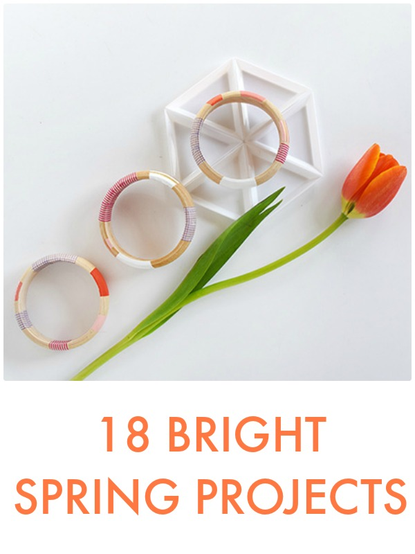 Great Ideas -- 18 Bright Spring Projects!