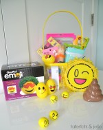 Tween Emoji Easter Basket Ideas