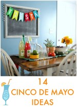 Great Ideas — 14 Cinco de Mayo Ideas!