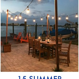 Great Ideas — 15 Summer Outdoor Projects!