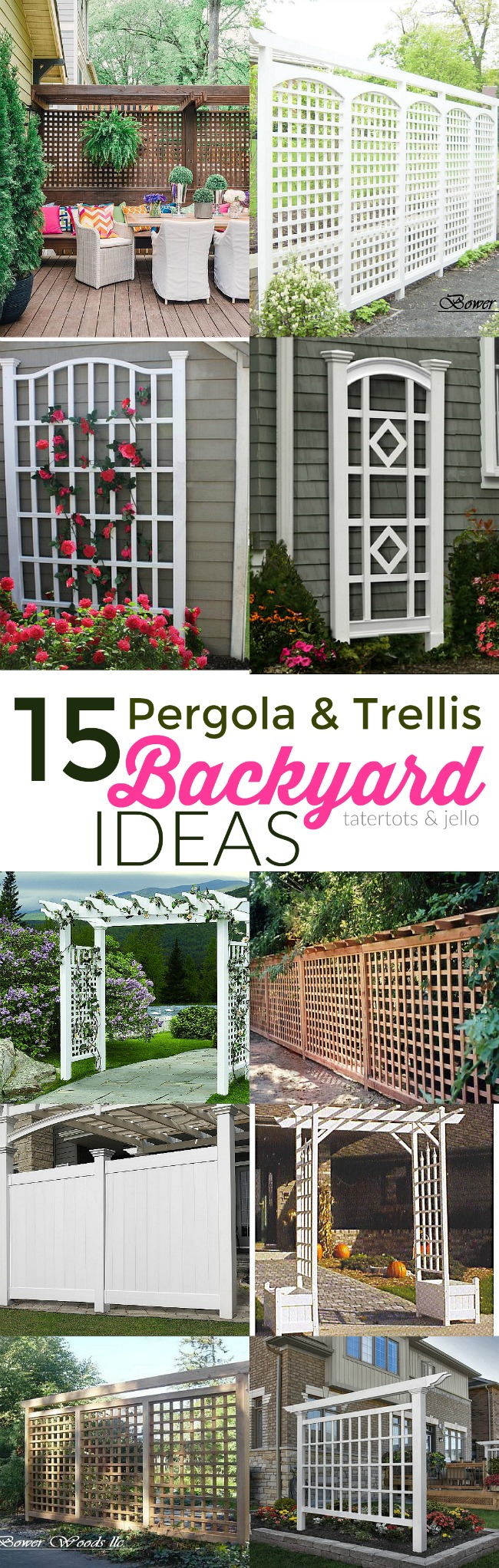 Trellis ideas for privacy - Trellis Ideas For Privacy 19