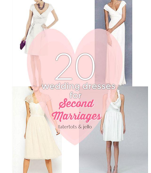 Second Wedding Dresses 84 Cool