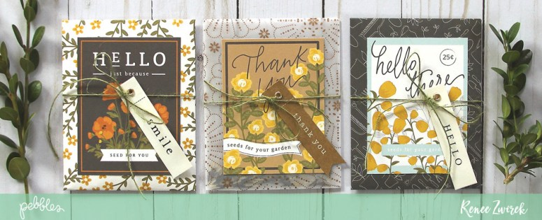 seed packet gift ideas