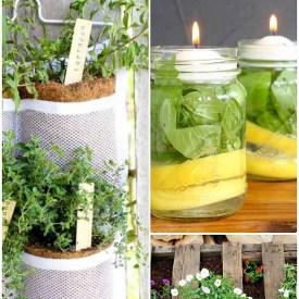 Great Ideas — 15 Outdoor Summer DIYs!