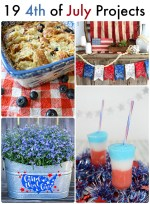 Great Ideas — 19 4th of July Projects