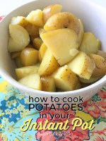 How to Cook Potatoes in an Instant Pot Pressure Cooker