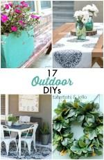 Great Ideas — 17 Outdoor DIYs!