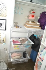 One Hour Kids Closet Transformation