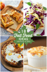 Great Ideas — 18 Fall Food Ideas!