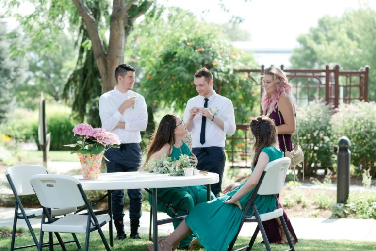 Second Wedding Ideas  Easy ways to keep it simple and the