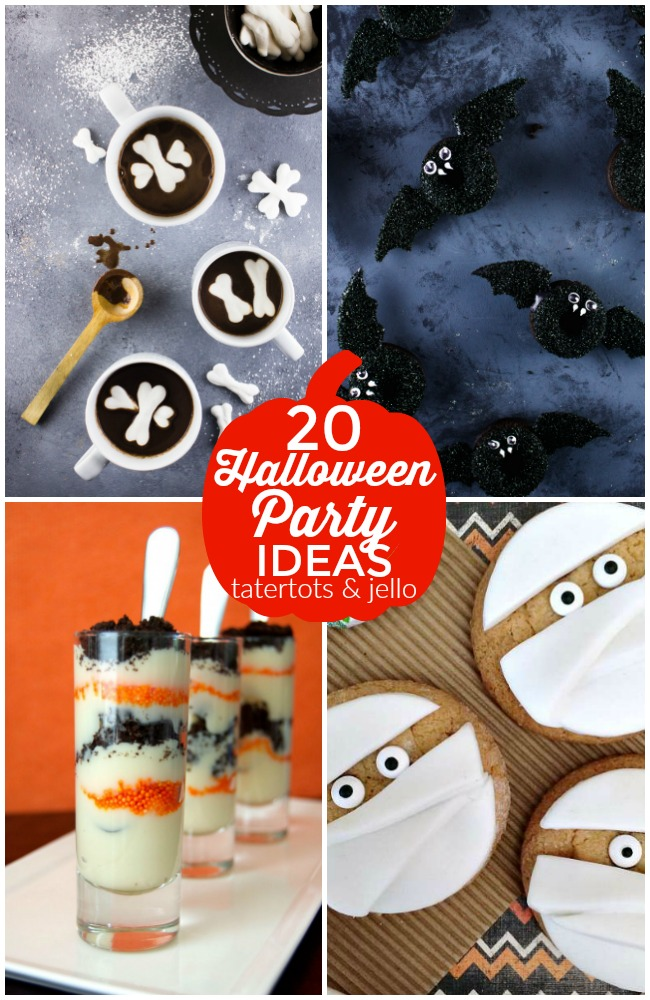 Great Ideas ? 20 Ghoulish Halloween Party Ideas!