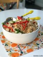 Chinese Chicken Ramen Salad Recipe