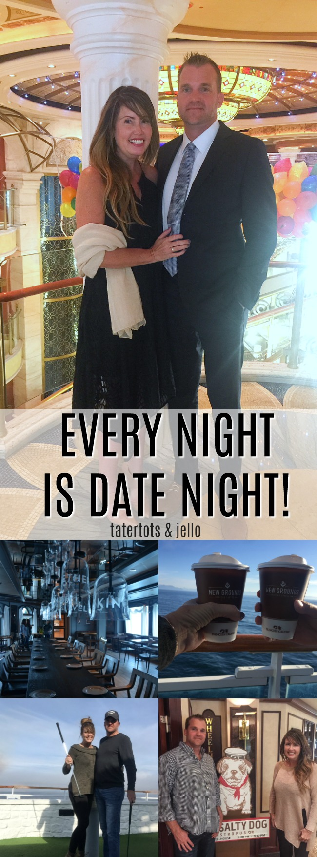 10 reasons to go on a romantic alaskan cruise - every night is date night
