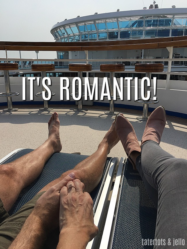 10 reasons to go on a romantic alaskan honeymoon cruise - it's romantic