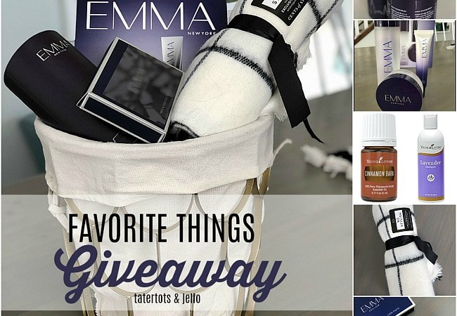 My Favorite Things Giveaway 2017!! (holiday gift guide)