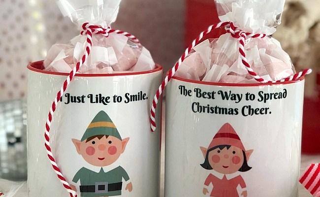 ELF Custom Mugs – personalized holiday gift idea!