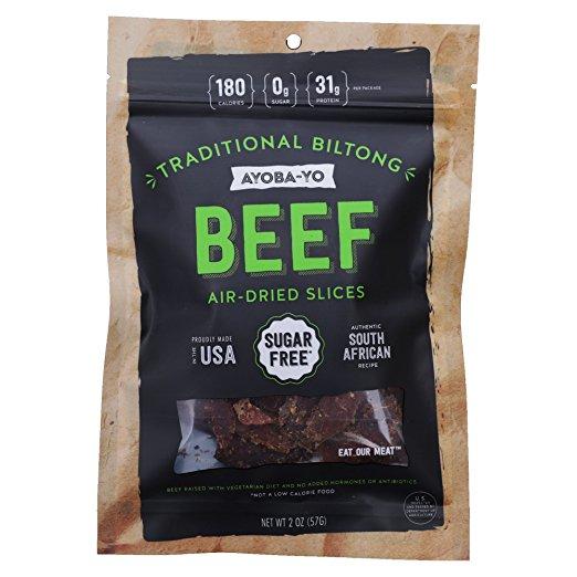 whole 30 beef jerky