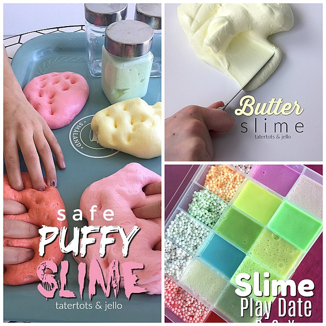 Fun slime crafts to make with your kids