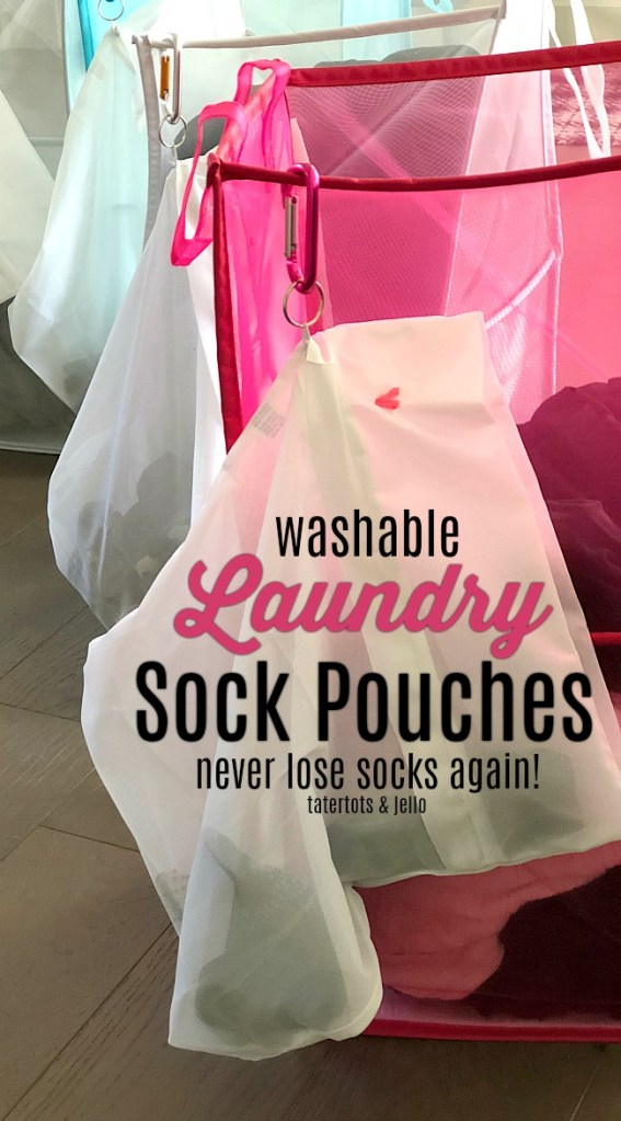 Never Lose Socks Again! Laundry #MyDreamvention
